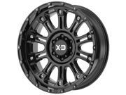 XD Series XD829 Hoss 2 18x9 5x150 +18mm Gloss Black Wheel Rim