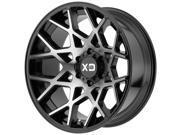 XD Series XD831 Chopstix 20x10 5x139.7/5x5.5