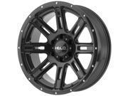 Helo HE900 20x9 6x120 +0mm Gloss Black Wheel Rim
