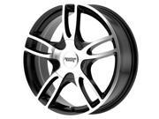 American Racing AR919 15x7 5x108/5x114.3 +35mm Black/Machined Wheel Rim