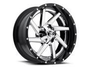 Fuel D263 Renegade (2-Piece) 20x10 5x5.5