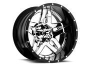 Fuel D243 Full Blown 20x10 5x135/5x5