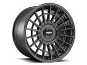 Rotiform R142 LAS-R 19x8.5 5x112/5x114.3 +35mm Matte Black Wheel Rim
