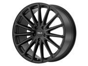 Helo HE894 18x8 5x120 +38mm Satin Black Wheel Rim