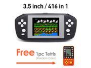 3.5 Inch New Video Game ConsoleInch Retro Game Handheld Player Built In 416 Classic Games Portable Game Console Appearance designed specifically for American  a 9SIA5R85XP5939