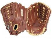 "LHT Lefty Louisville Slugger TPS 125S1400 14"" 125 Series Softball Glove"