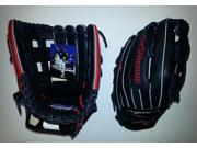 "Mizuno GMVP1300PSES1 13"" MVP Prime Navy / Red Exclusive Softball Glove New!"
