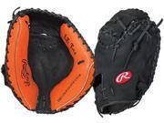 "2016 Rawlings RCM30TCB 33"" Player Preferred Baseball Target Catchers Mitt New!"