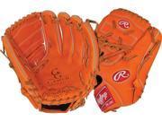 "Rawlings G1175O 11.75"" Gold Glove Gamer XLE 2-Piece Solid Web Baseball Glove"
