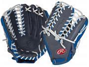 "Rawlings G601GR 12.75"" Gold Glove Gamer XLE Royal / Grey / White Baseball Glove"