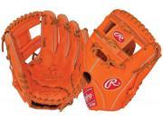 "Rawlings G1125PTO 11.25"" Gold Glove Gamer XLE Youth Pro Taper Baseball Glove"