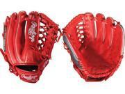 """Rawlings GGE115SGPT 11.5"""" Gold Glove Elite Baseball Glove Modified Trap-Eze Web"""
