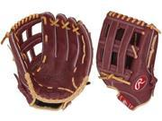 "Rawlings S1250HS 12.5"" Sandlot Series Baseball Glove New In Wrapper With Tags"