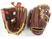 """Rawlings S1125IS 11.25"""" Sandlot Series Baseball Glove New In Wrapper With Tags!"""