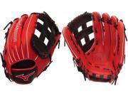 """Mizuno GMVP1300PSES4 13"""" Red / Black MVP Prime SE Slowpitch Softball Glove New!"""