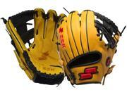 """2016 SSK S16200I 11.5"""" Select Professional Series Infield Baseball Glove New!"""