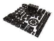 VELLEMAN MP8200SET/SP SET BLACK PLASTIC PARTS FOR K8200 - 3D PRINTER (SPARE PART) 9SIV05921E3599