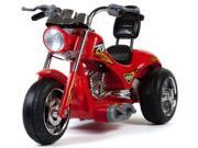 Mini Motos Red Hawk Motorcycle 12v Red