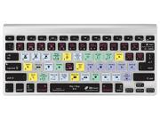 KB Covers Final Cut Pro X Keyboard Cover