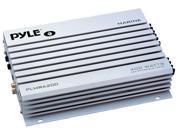 Pyle PLMRA200 audio amplifier
