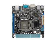 ASUS P9D-I LGA1150/ Intel C222/ DDR3/ SATA3&USB3.0/ V&2GbE/ Mini-ITX Server Motherboard