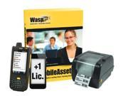 Wasp 633808927813 Mobileasset V7 Professional With HC1 WPL305 5 User