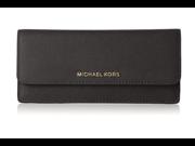 Michael Kors Jet Set Travel Wallet in Black 32F3GTVE7L-001 9SIA5V476U7310