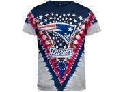 New England Patriots - Logo V-Dye T-Shirt 9SIA5VB1ZB4531