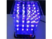 3D LightSquared DIY Kit 4x4x4 2*5*7MM LED Cube White LED Blue Ray
