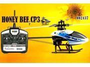 Esky Honey Bee CP3 CP 3 6CH CCPM RC Heli 3D RTF 2.4GHz W/gyro full set 002437