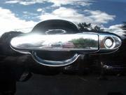 2006 2013 Chevy Impala Luxury FX Chrome Door Handle 4D w 1 Keyhole