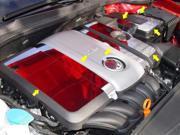 2006-2010 Volkswagen Jetta 7pc. Luxury FX Chrome Engine Package