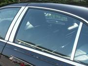 1998-2011 Lincoln Town Car 6pc. Luxury FX Chrome Pillar Post Set
