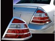 2008-2009 Mercury Sable 2pc. Luxury FX Chrome Taillight Bezel Set
