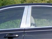 2006-2011 Hyundai Accent 4pc. Luxury FX Chrome Pillar Post Trim