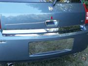 2005-2010 Dodge Magnum 1pc Luxury FX Chrome Rear Hatch Handle Surround