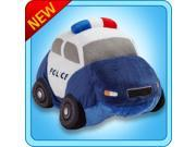 """Authentic Pillow Pets Police Car Small 11"""" Plush Toy Gift"""