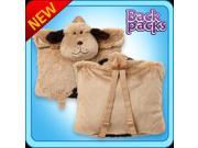 Authentic Pillow Pet Puppy Dog Backpack  for Notebooks & Tablets Plush Toy Gift
