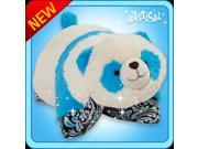 "Authentic Pillow Pets Mystical Panda Large 18"" Plush Toy Gift"