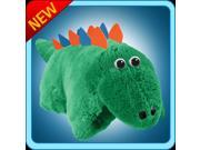 """Authentic Pillow Pets Green Stegosaurus Large 18"""" Plush Toy Gift"""
