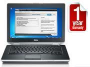 "Reburbished: Dell Latitude E6430 - 3rd Gen i5 2.6 GHz - 4gb - 160gb SSD - 14""  - Windows 7 Pro - 1 YEAR WARRANTY"