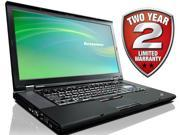 "Lenovo Thinkpad T520 - i7 2.7GHz - 16gb - 160gb SSD - DVD-RW - 15.6"" Screen - Win 7 Pro 64 - 1600x900 - Webcam - 2 YEAR WARRANTY"