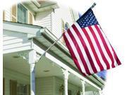 U.S. Embroidered Banner Flag - 3' x 5' - Nylon 9SIA5WX1ZG1072