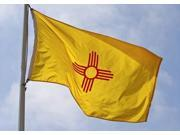 New Mexico State Flag - 3' x 5' - Nylon 9SIA5WX1ZG2438