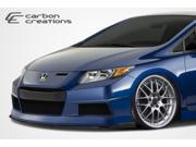 Universal Carbon Creations GT Concept Front Under Spoiler Air Dam Lip Splitters - 2 Piece
