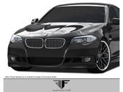 2011-2014 BMW 5 Series F10 4DR AF-2 Front Bumper Cover (GFK) - 1 Piece