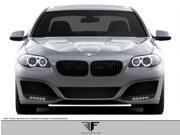 2011-2014 BMW 5 Series F10 4DR AF-3 Front Bumper Cover (PU-RIM) - 1 Piece