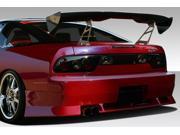 1989-1994 Nissan 240SX HB Duraflex Vector Rear Bumper Cover - 1 Piece