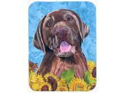 Labrador Glass Cutting Board Large