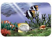 Undersea Fantasy 9 Kitchen or Bath Mat 20x30 PTW2034CMT